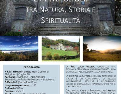 La Via degli Dei: trekking tra Natura, Storia e Spiritualità